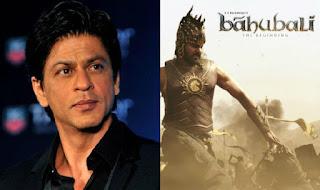 Shahrukh Khan in Bahubali 2