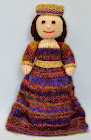 Byzantine Doll Knitting Pattern