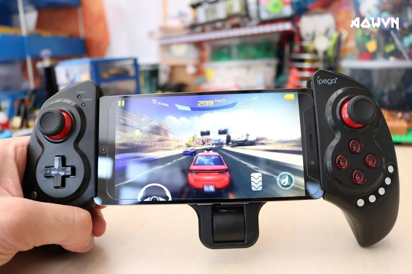 AowVN Gamepad%2B%25285%2529 - Tổng hợp những tay cầm chơi game nên mua cho điện thoại | Gamepad Android & IOS