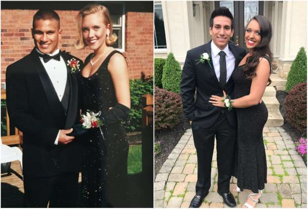 This Teen Wore The Same Dress Her Mom Wore To Prom 22 Years Ago