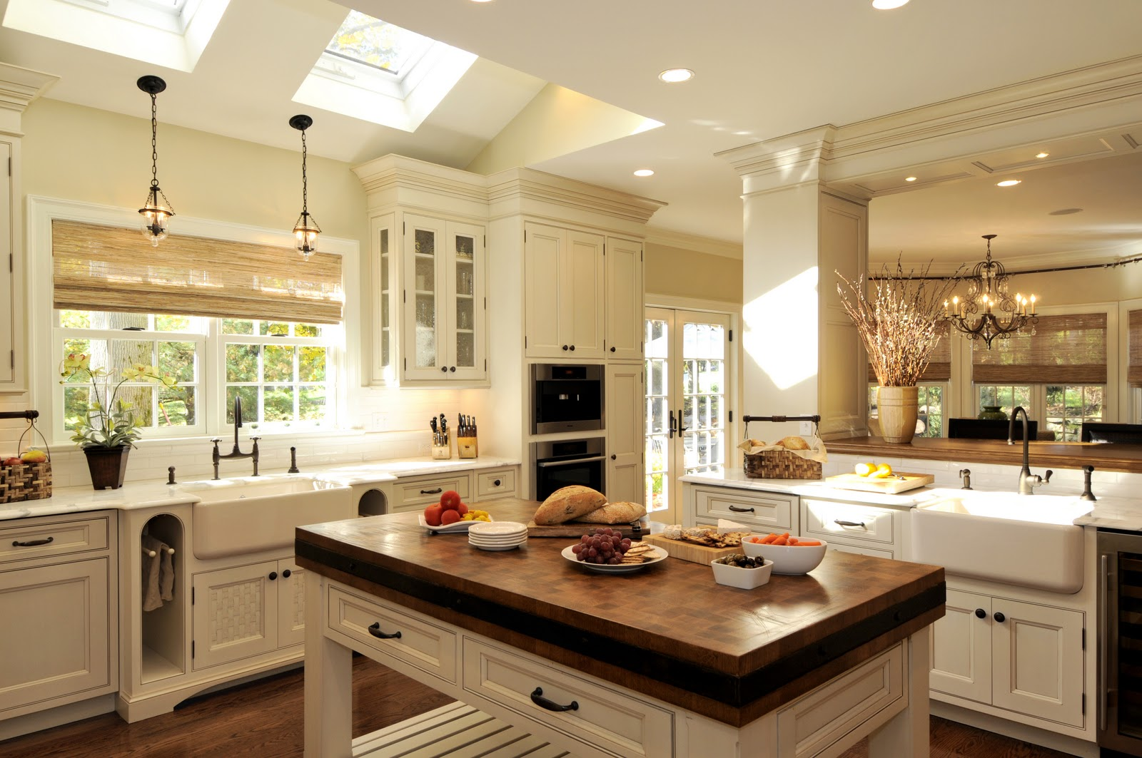 Amazing Spaces Blog: Head: What Defines A Classic Kitchen?