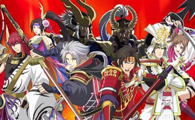 Sengoku Musou - Anime Tentang Perang Terbaik dan Terkeren (Dari Jaman Kerajaan sampai Masa Depan)