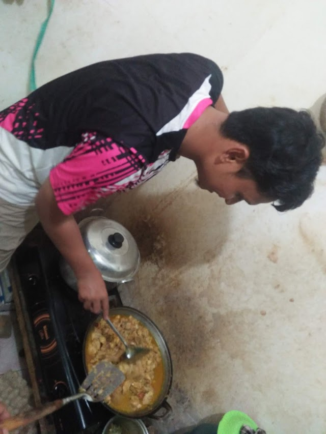 """Pedisnya Palekko Sepedis """"Callaan"""" dalam Kebersamaan Mahasiswa KKN Pangkep"""