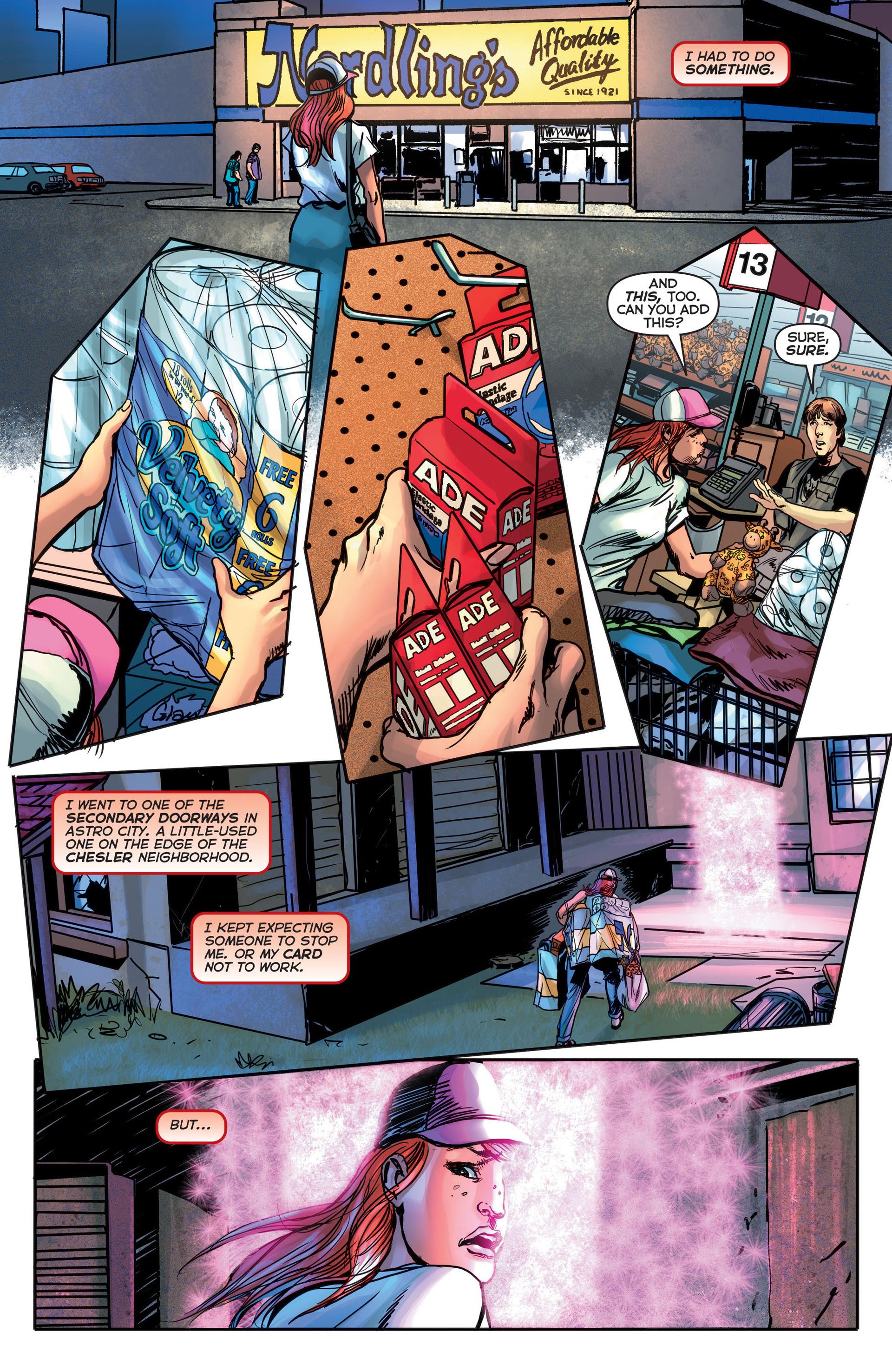 Read online Astro City comic -  Issue #3 - 9