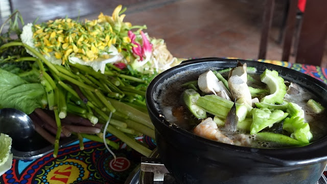 Lau Mam (salfted fish hotpot) - special dish in Mekong Delta 1