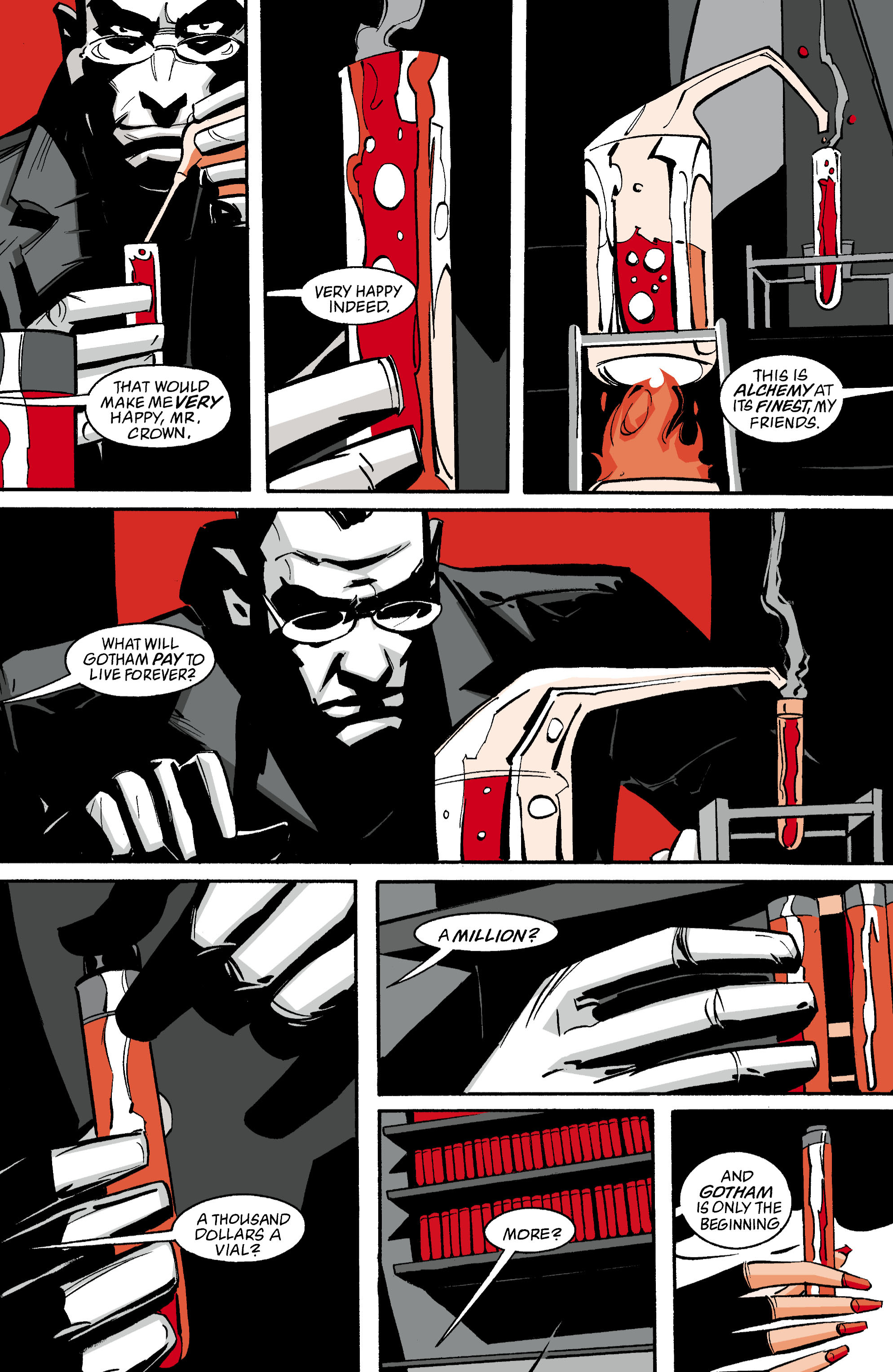 Detective Comics (1937) 745 Page 17