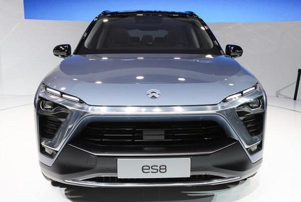 Inilah NIO ES8 Mobil Listrik Cerdas Pesaing Tesla
