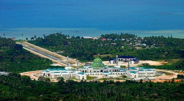 Mendagri Inginkan Pulau Terluar Menjadi Kapal Induk Pertahanan Maritim RI