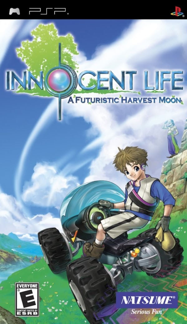 Innocent Life - A Futuristic Harvest Moon | PPSSPP Android