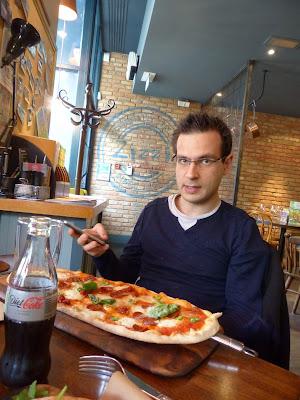Bonne adresse à Londres Zizzi restaurant italien