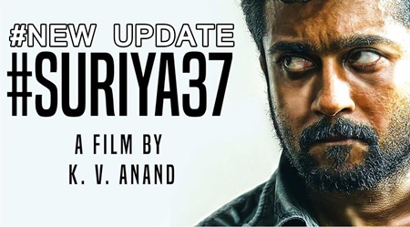 Suriya 37 movie update!