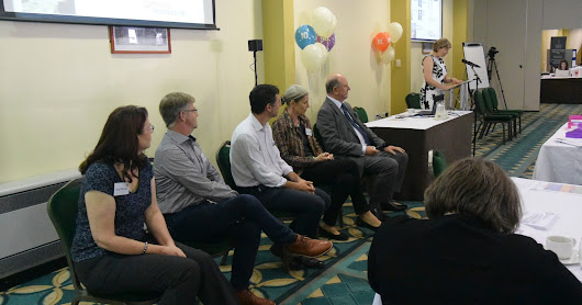 Keele's Research User Group reaches 10 year milestone