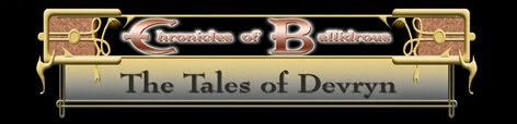 Chronicles of Ballidrous - The Tales of Devryn