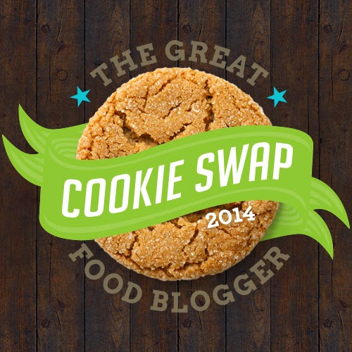 The  Great Cookie Blogger Cookie Swap