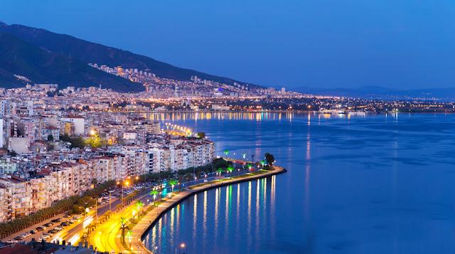 London to Izmir non-stop flights