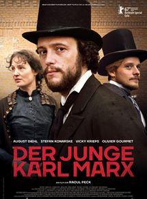 Capa O Jovem Karl Marx Torrent Dublado 720p 1080p 5.1 Baixar