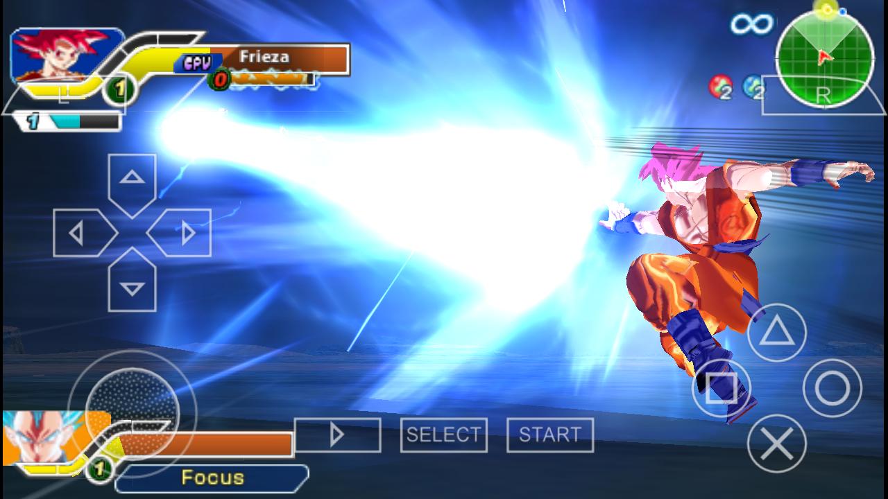 Download Game Ppsspp Dragon Ball Tenkaichi Tag Team Mod