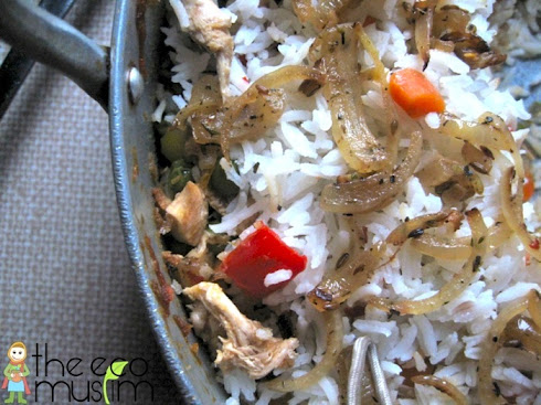recipe indian pakistani rice biryani vegetables