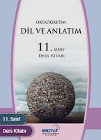 11. Sınıf Ekoyay Yayınları Dil ve Anlatım  Ders Kitabı Cevapları