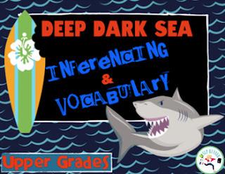 https://www.teacherspayteachers.com/Product/Inferencing-Vocabulary-Shark-Adventure-2479868