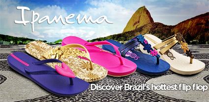 8ce98e28e A história da empresa começaria a mudar de rumos ainda neste ano quando  observando as sandálias de tiras dos pescadores da Riviera Francesa, ...
