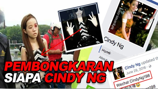 Profil Cindy Ng : Memandu Lawan Arus Bunuh Satu Nyawa