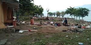 Naspi Arsyad Serukan Doa dan Bantuan Korban Gempa Sulteng