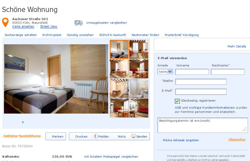andreeahofner32 sch ne wohnung aachener stra e 503 50933. Black Bedroom Furniture Sets. Home Design Ideas