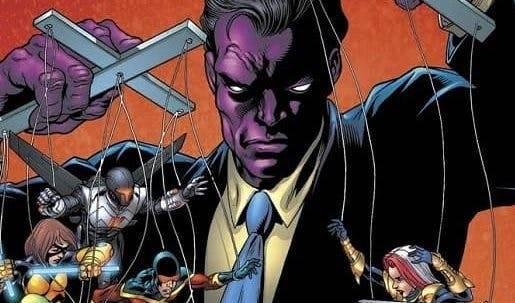asal-usul dan kekuatan killgrave adalah purple man