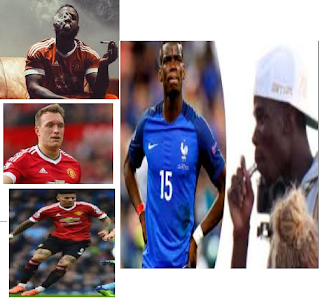 REVEALED: List of the top players in current Manchester united team that are renowned Smokers