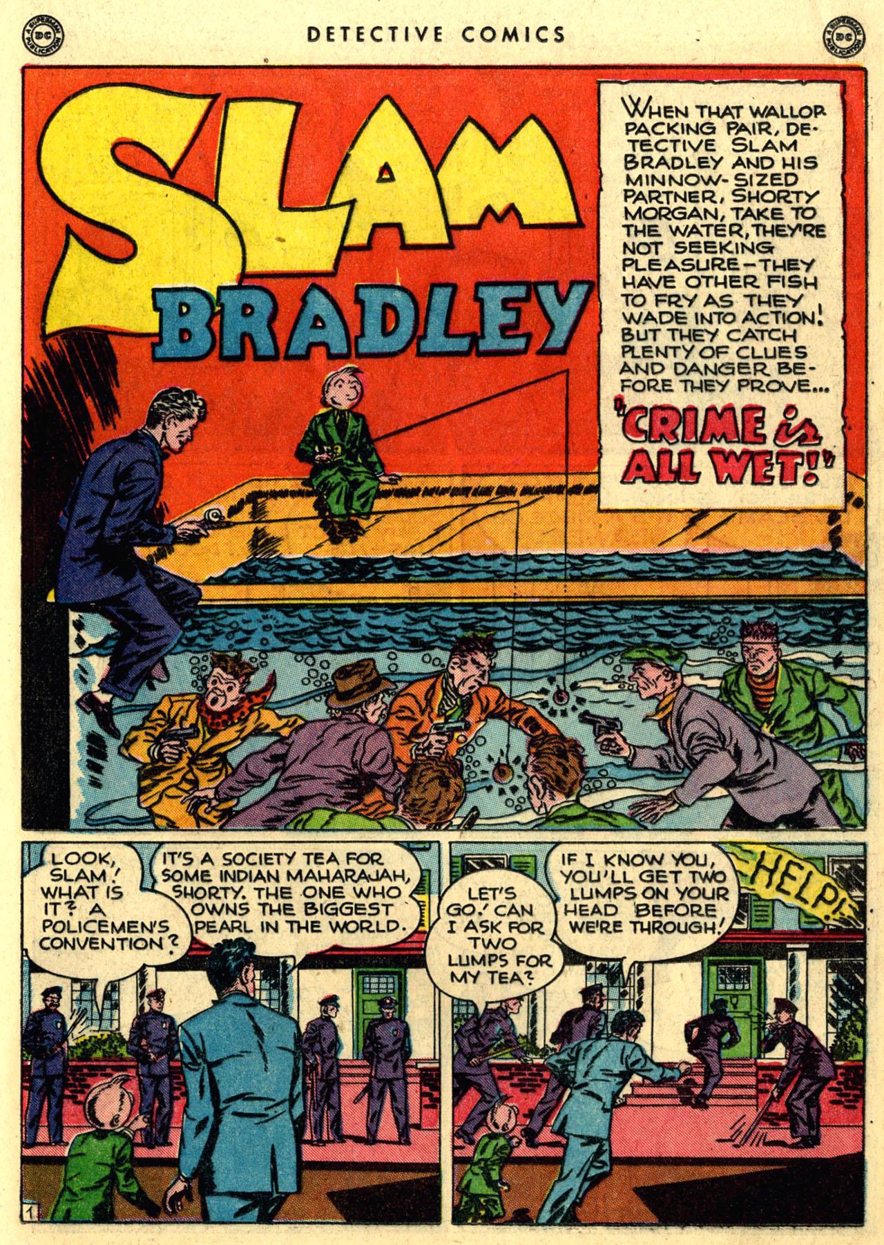 Read online Detective Comics (1937) comic -  Issue #118 - 17
