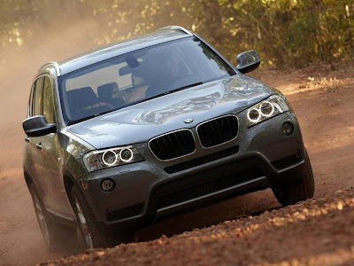 BMW X3 Off Road Normal Resolution HD Wallpaper 6