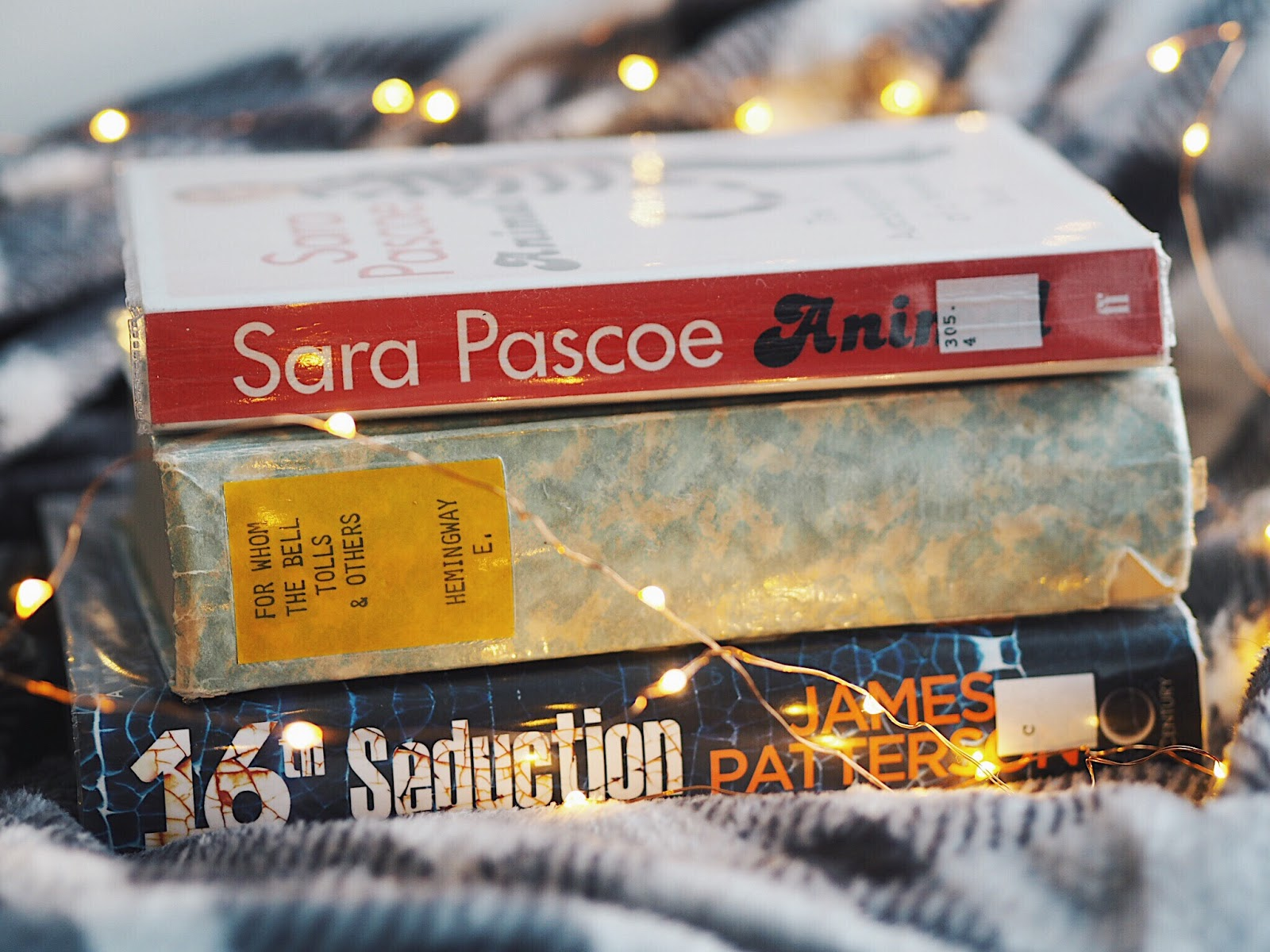 what i read in november books reading