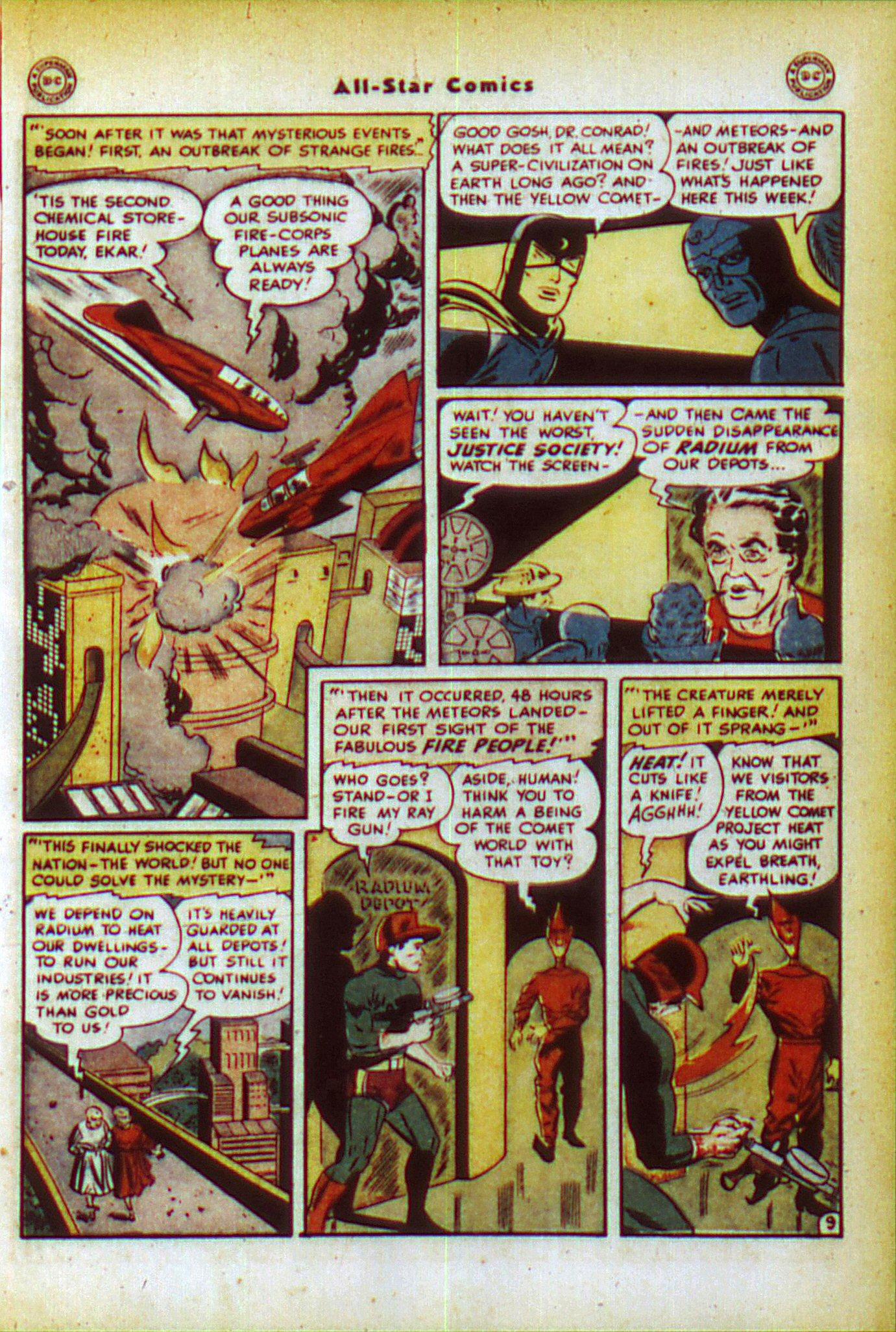 Read online All-Star Comics comic -  Issue #49 - 11