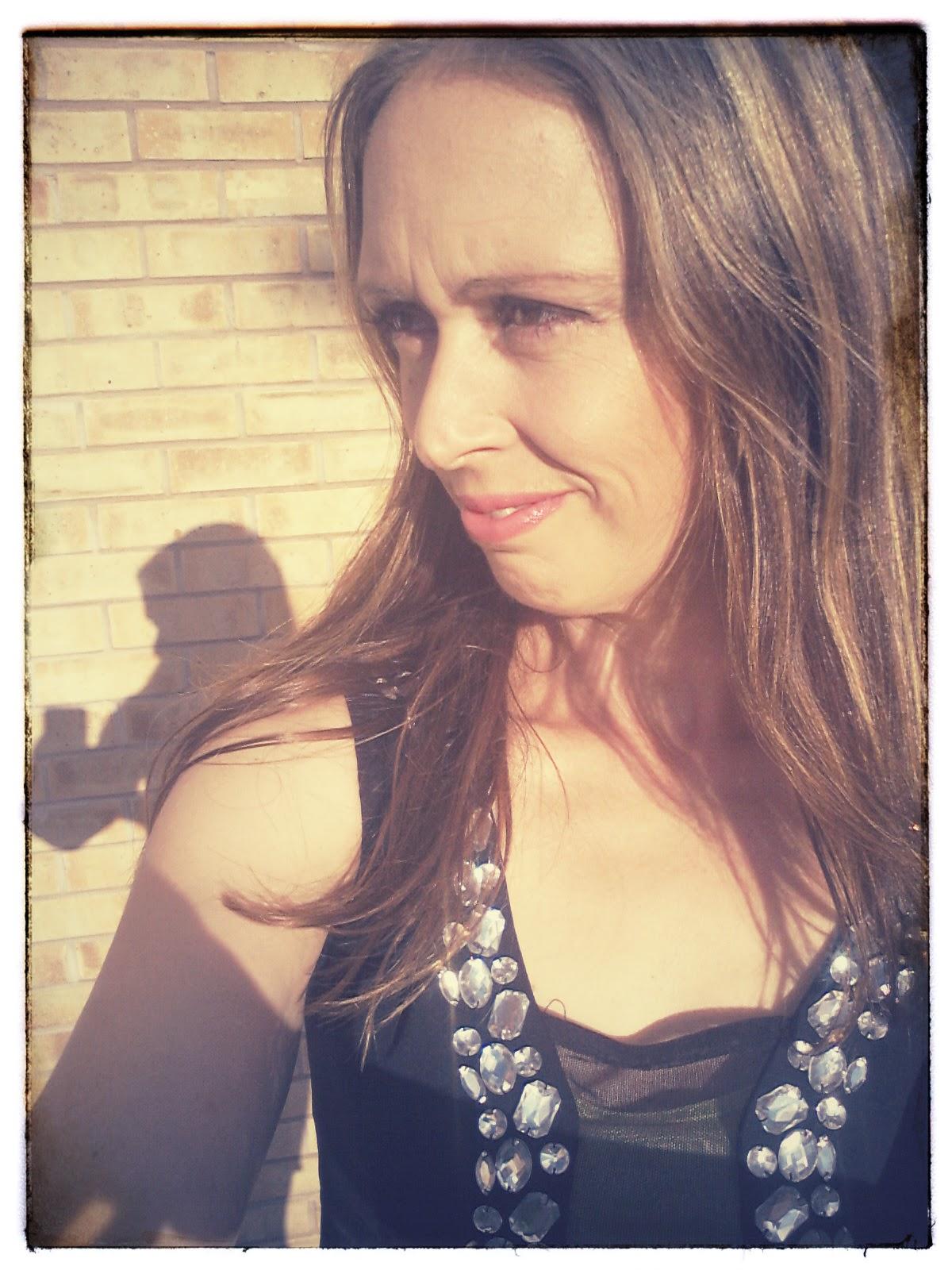 LBD Selfies: Little Black Dress And Summer Selfies