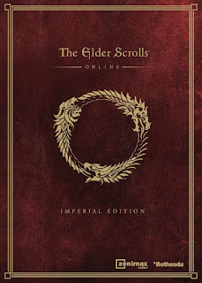Elder Scrolls Online box art