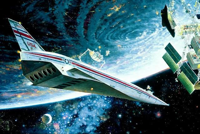 Grandes Artistas de la Ciencia Ficción: Robert McCall