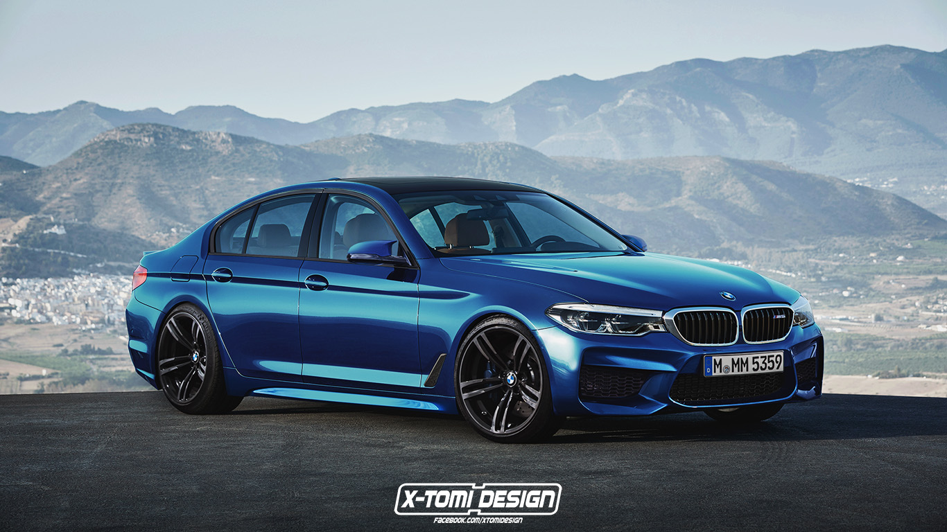 2017 - [BMW] M5 [F90] - Page 2 BMW%2BM52