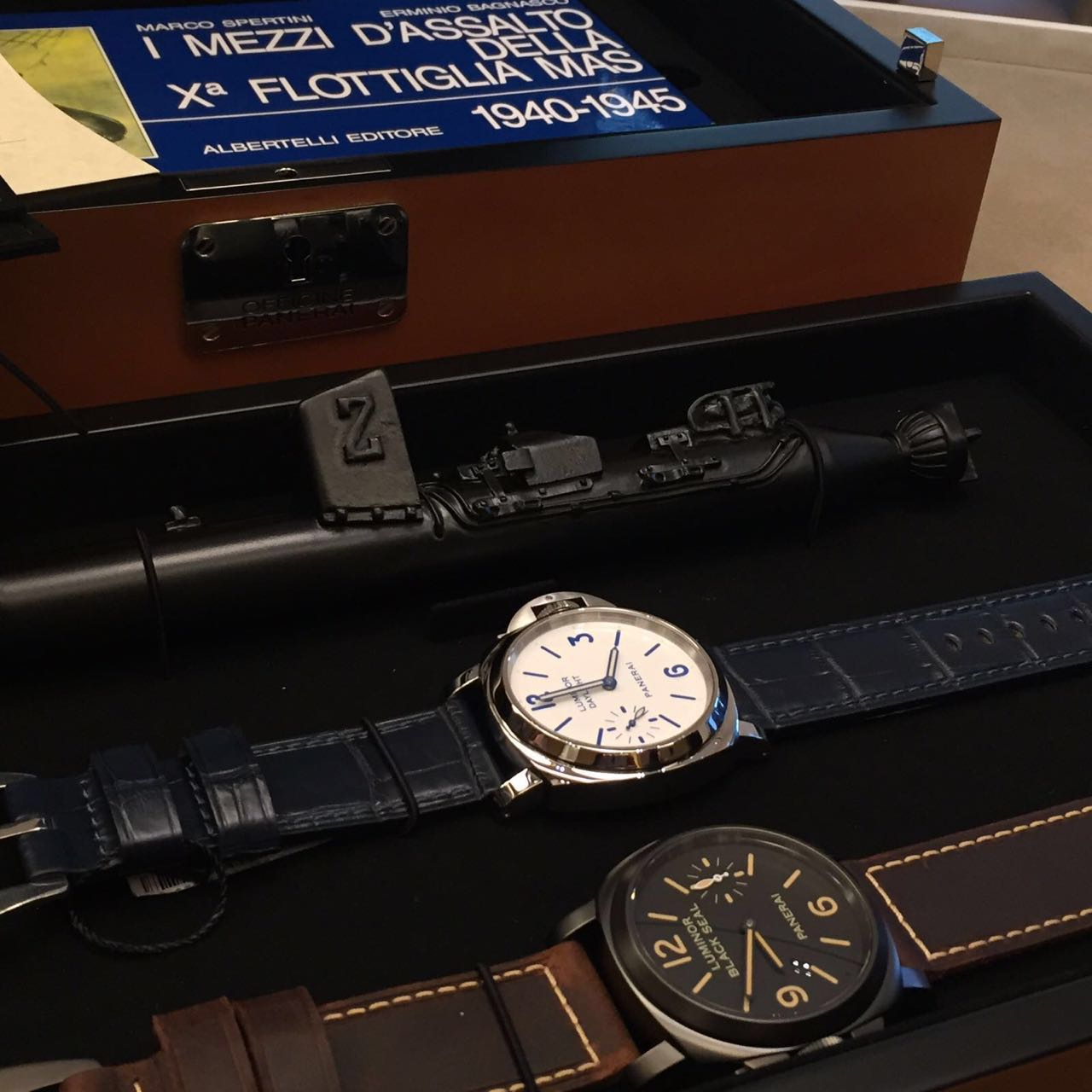 4089d56eabf For SIHH 2016 Officine Panerai has released another pair of watches that  should have the Paneristi around the world wanting to purchase this second  set!