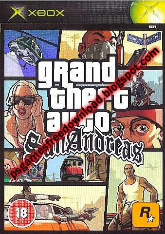 PS1,PS2,PS3,X-BOX & PSP Games Free Full: GTA SAN ANDREAS