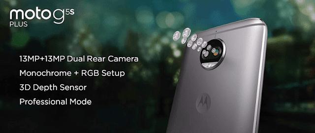 teknologi dual camera 13mp dengan sensor rgb dan monokrom