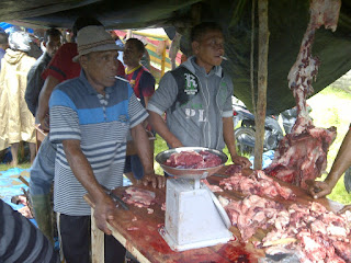 Di Abdya Harga Daging Rp170 Ribu, di Banda Aceh Rp140 Per Kilogram