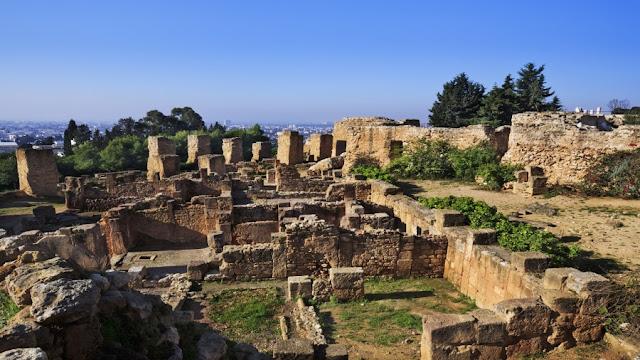 مظاهر الازدهار الحضاري لأفريكا الرومانيّة: الازدهار الاقتصادي والثقافي