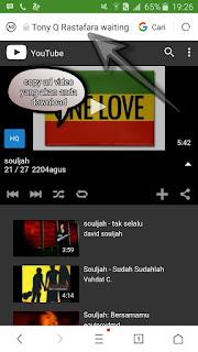 Cara Mudah Download Mp3 Dari Youtube Melalui HandphoneCara Mudah Download Mp3 Dari Youtube Melalui Handphone