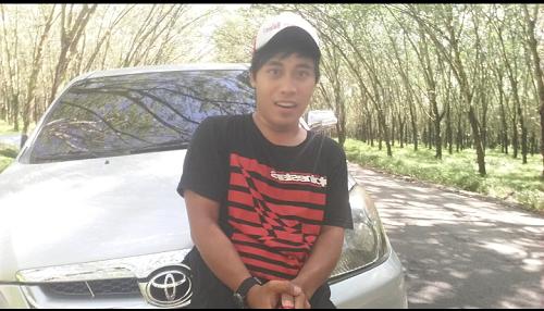 Gallang Syahputra Cowok Bandar Lampung Cari Jodoh