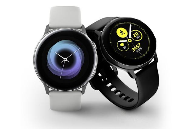 Galaxy watch Active specs