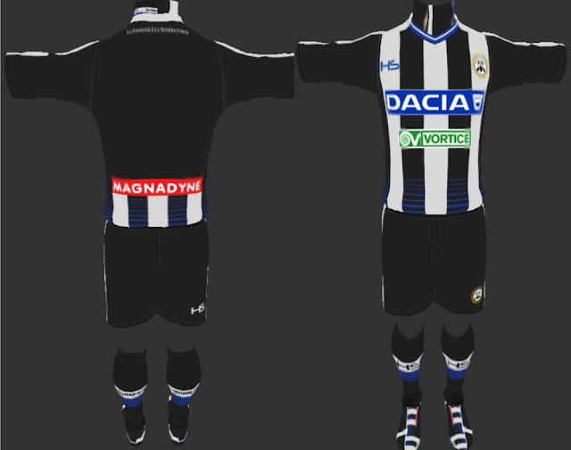 PES 2013 Udinese 2016-17 Full GDB V.2 Final (BY ANTONELLI)