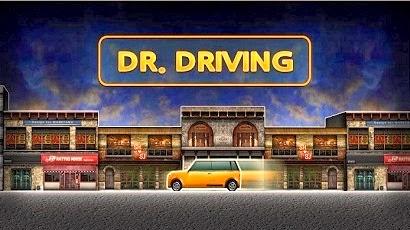 تحميل لعبة قيادة السيارات الشهيرة Dr.Driving v1.48 مهكرة ( اموال وذهب غير محدودة )