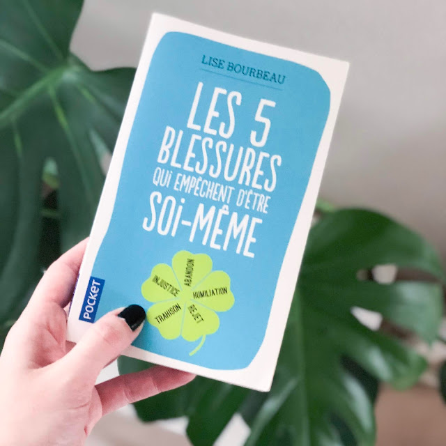 The New Blacck - Blog - Les 5 blessures - lecture