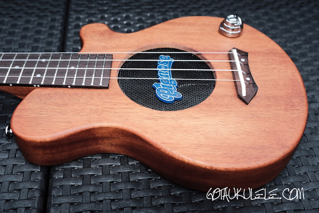 Pignose PGU-200MH Ukulele body